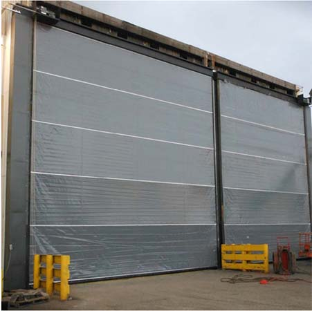 Why The Waste Handling Industry Uses MAXDoors