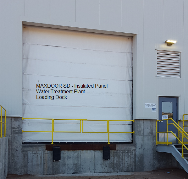 MAXDoor Meets the Challenges at the Loading Dock