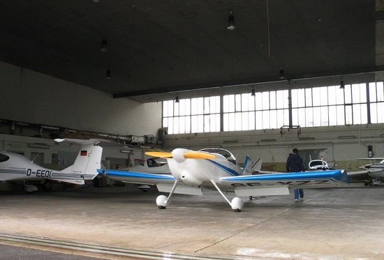 High Performing Airplane Hangar Doors